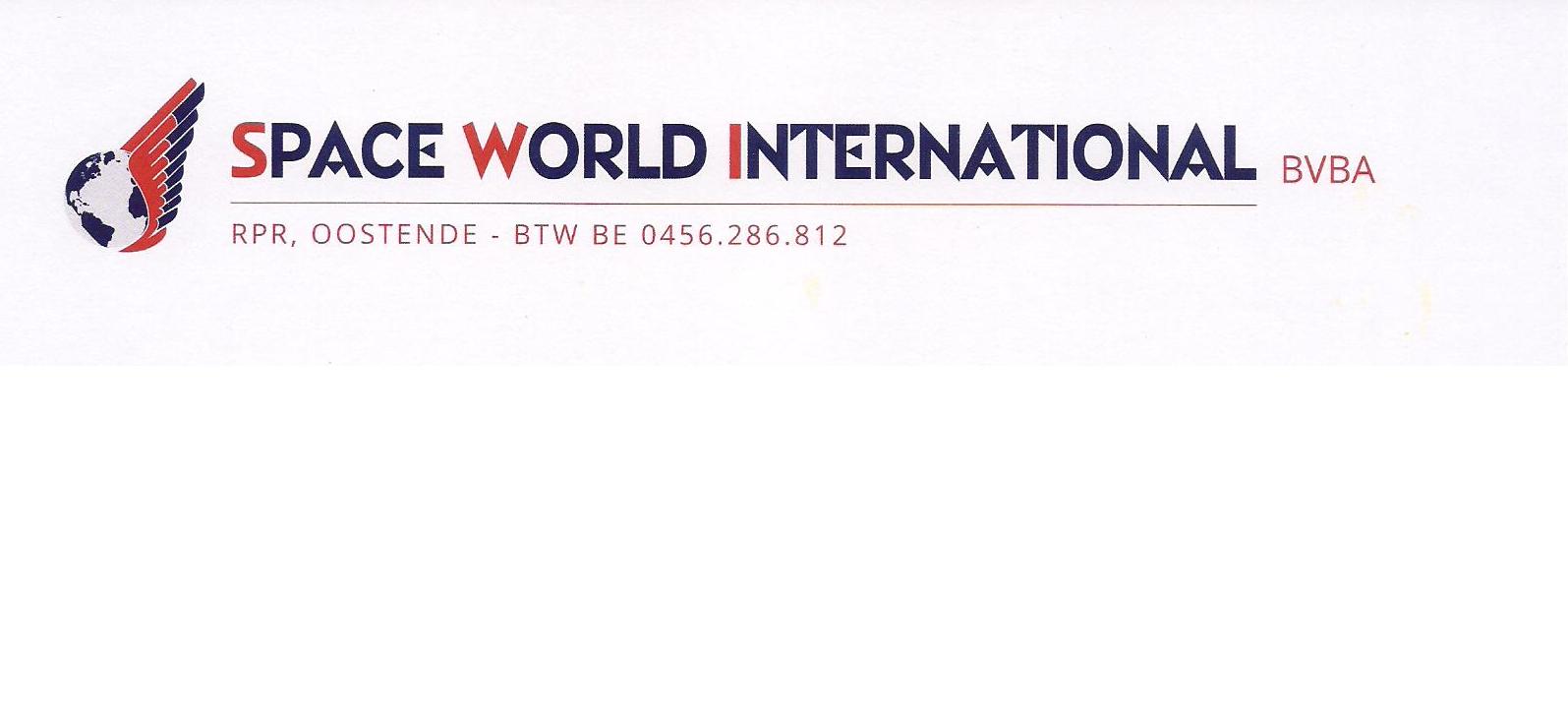 Space World International logo